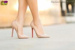 Bí quyết thời trang cho cô nàng chân ngắn