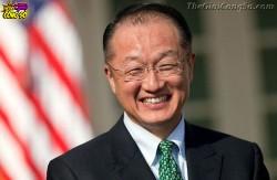 Jim Kim-chủ tịch ngân hàng thế giới (WB):