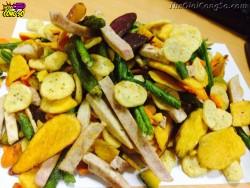 6 món ăn vặt không lo tăng cân ngày Tết