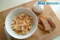 Mẹo bảo quản thịt cá mặn