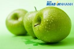 Mẹo bảo quản táo