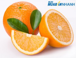 Mẹo bảo quản cam
