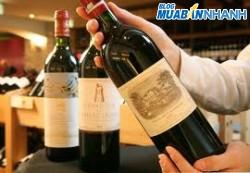 Kinh nghiệm phân biệt rượu vang thật giả