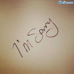 Xin lỗi cậu