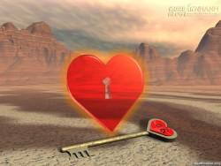 Mật khẩu cho trái tim anh: Em không thể mở