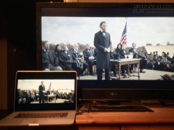 Hướng dẫn kết nối máy tính với màn hình TV