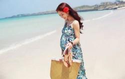 Những điều cần lưu ý cho phụ nữ mang thai khi đi du lịch