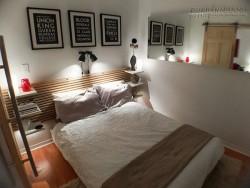 Cách trang trí phòng ngủ rộng rãi hơn