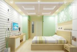 Cách phối màu sắc cho phòng ngủ thư giãn