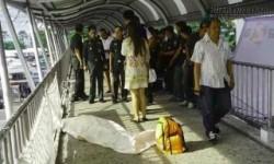Cô gái đột ngột tử vong trên cầu vượt vì… không ăn sáng