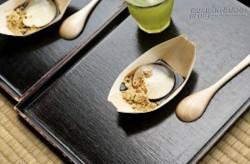 Độc lạ món bánh mochi nước chỉ có ở Nhật Bản