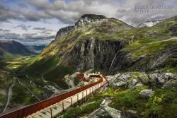 Những cung đường đẹp ngoạn mục đốn tim phượt thủ khi du lịch Na Uy