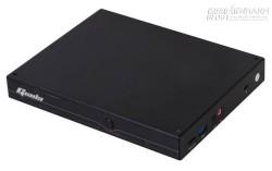 Máy tính nhỏ gọn như cuốn sổ tay, hỗ trợ xuất phim 4K