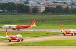 Vietjet tăng 500 chuyến bay dịp hè