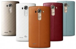LG G4 - nổi bật nhờ thiết kế cao cấp