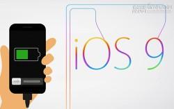 IOS 9 tiết kiệm pin cho iPhone, iPad như thế nào