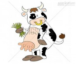 Cuộc thi vắt sữa bò.