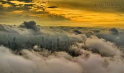 Đứng trên mây và ngắm nhìn Thượng Hải từ độ cao trên 600m