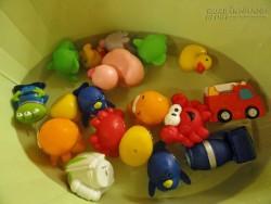 Giúp mẹ vệ sinh đồ chơi của con sạch sẽ, an toàn