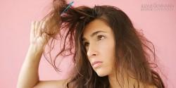 Mẹo hay giúp tóc mái không bị bết dầu trong ngày hè