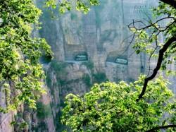 Đường hầm Quách Lượng: Một trong những con đường đáng sợ nhất thế giới