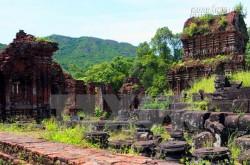 Quảng Nam nghiên cứu công nghệ cao để bảo tồn di tích Chăm