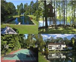 13 sân vườn biệt thự kiểu Mỹ đẹp như mơ
