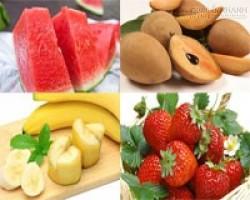 8 loại quả nên cho bé ăn trong mùa hè