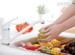 Những cách hiệu quả để loại bỏ độc tố trên vỏ trái cây