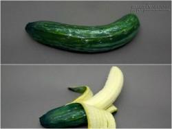 Các loại hoa quả được biến hóa thần kỳ vô cùng thú vị