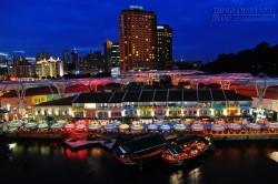 Singapore tiến hành ưu đãi lớn nhân dịp Quốc khánh 50 năm