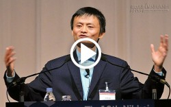 Tỉ phú Jack-Ma nói gì khi bạn 25 tuổi