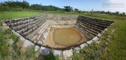 Giếng Vua 600 tuổi ở thành nhà Hồ