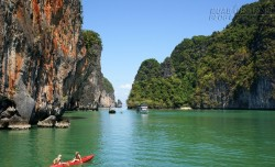 Vẻ đẹp như viên ngọc xanh của Phuket