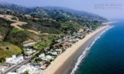 Bãi biển tỷ phú ở California