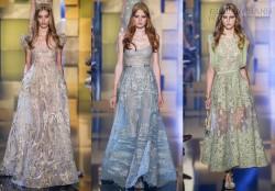 Vẻ đẹp lung linh của váy Elie Saab (3)