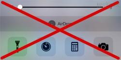 Cách vô hiệu hóa tính năng Control Center trên iPhone/iPad