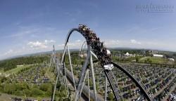 Top 20 công viên giải trí hút khách nhất thế giới