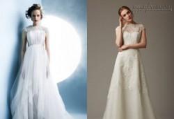 10 mẫu váy cưới ngọt ngào cho cô dâu mùa xuân 2016