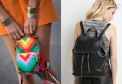 Cực trendy với túi xách mini hợp xu hướng thu 2015