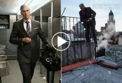 Hào quang và cuộc sống vô gia cư của nam người mẫu