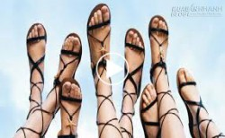 Khám phá lịch sử của sandal chiến binh trong 30 giây
