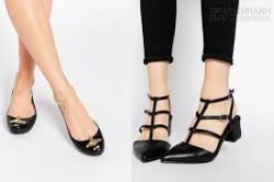 15 mẫu giày đế thấp rất đáng chọn cho những ngày mưa bẩn