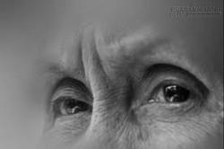 Đôi mắt của người mẹ mù