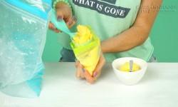 5 phút với món kem trái cây