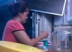Kinh hoàng loại bột hóa học dùng để pha chế trà sữa