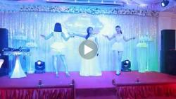 Cộng đồng mạng choáng với cô dâu hát hay như ca sĩ