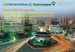 Bay đi Hàn Quốc giá rẻ với mã khuyến mãi của Vietnam Airlines