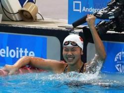 Hot: Ánh Viên xuất sắc tạo dấu ấn lịch sử cho bơi lội Việt Nam