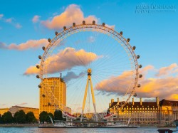 Những điều thú vị về con mắt London